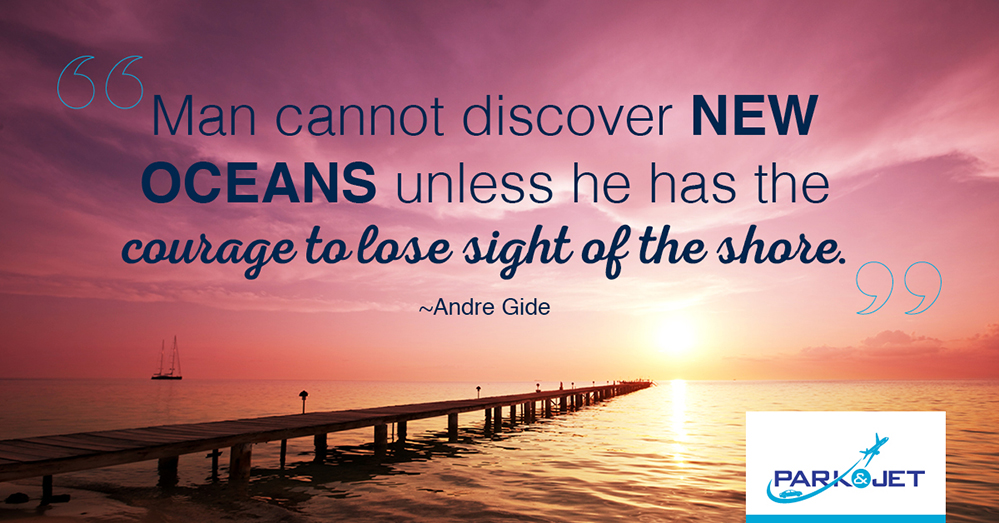 Quote Day: Discover New Oceans